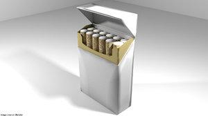 cigarette 3D