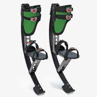 3D spring stilts generic