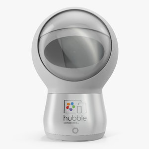 3D hubble hugo robot home
