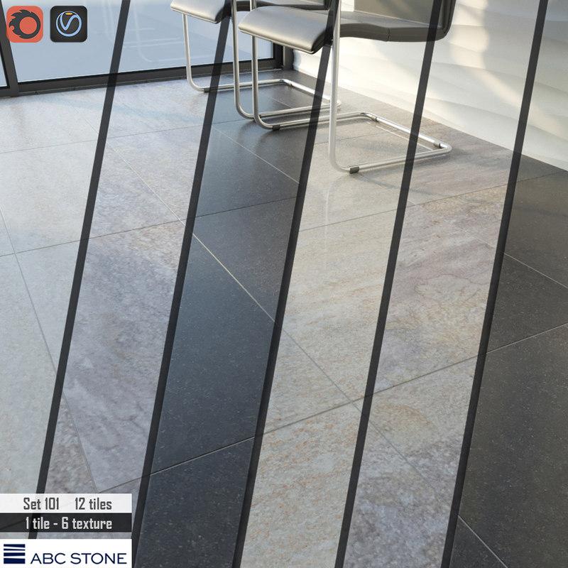 3D floor wall