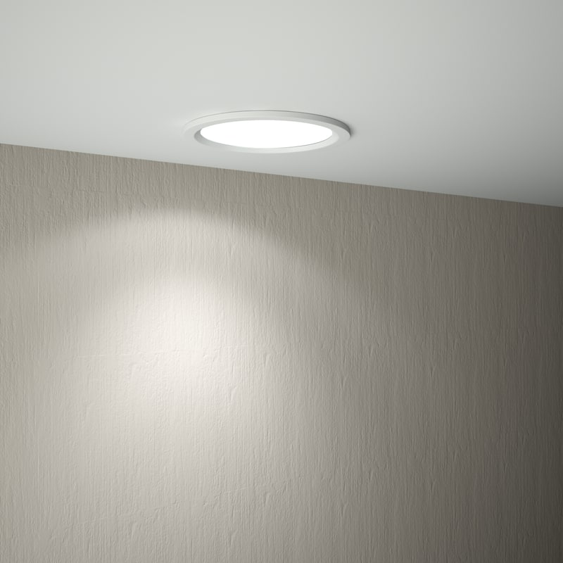 3D recessed light