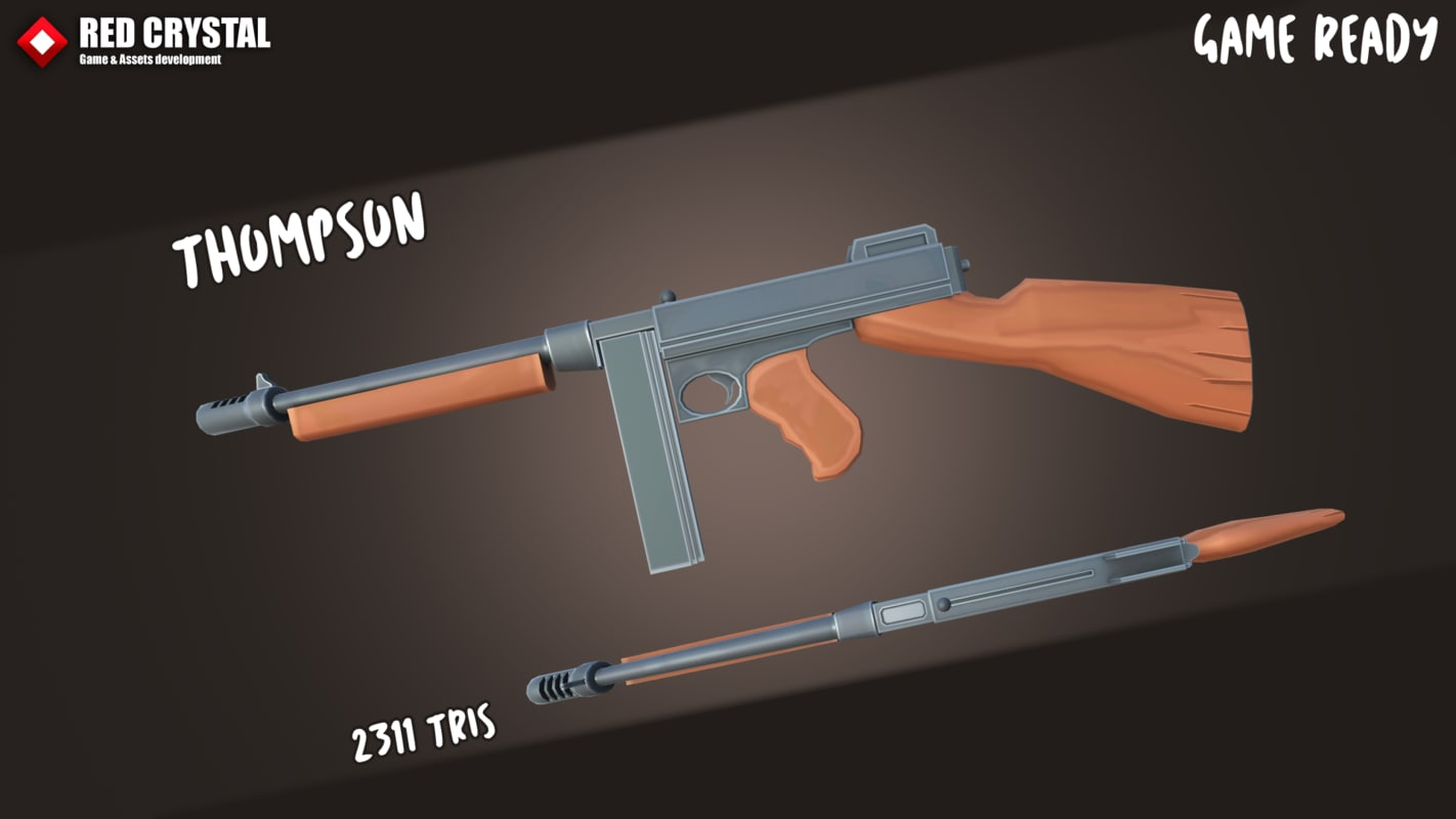 3D thompson ready