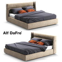 3D bed alf dafre