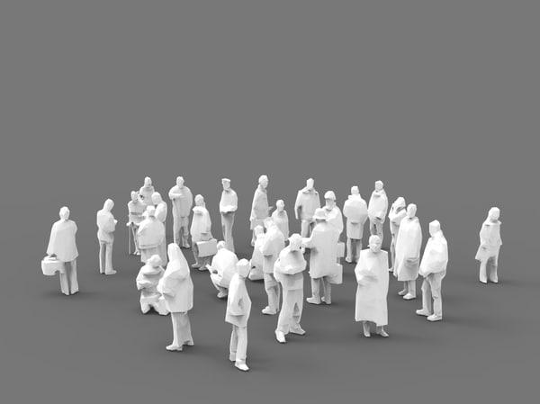 3D model group 28