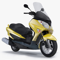 Generic Scooter Motorcycle