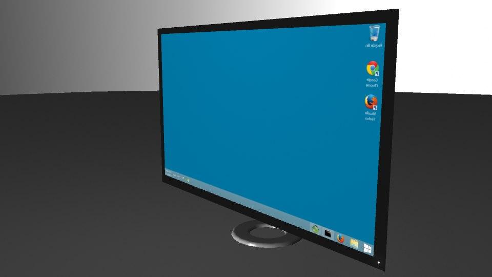 monitor pc model