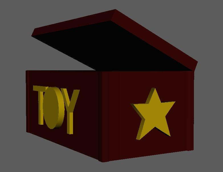 toy box model