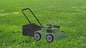lawn mower model