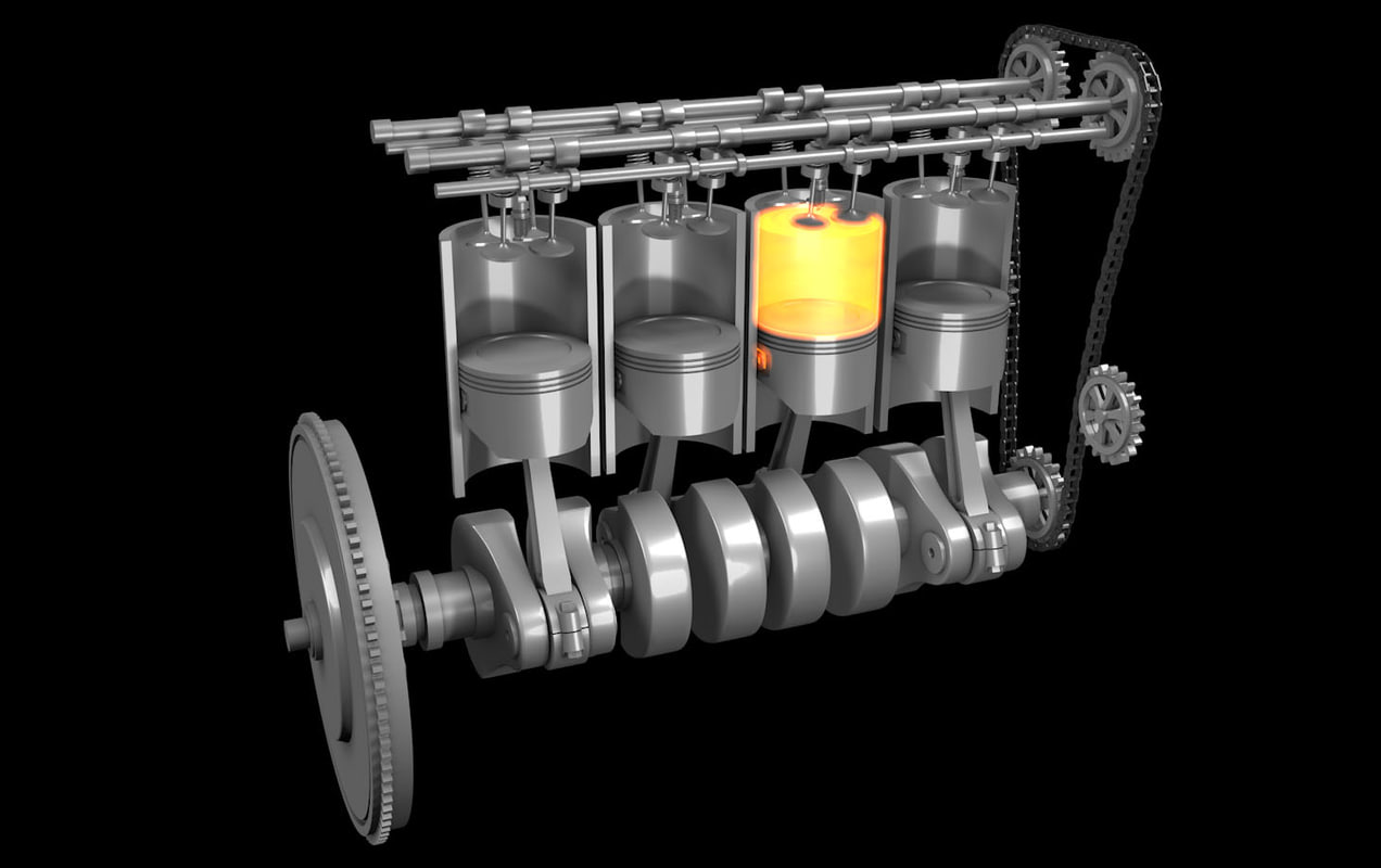 3d animation engine - turbosquid 1189284 engine moving diagram 2002 chrysler town and country 3 8 engine wiring diagram