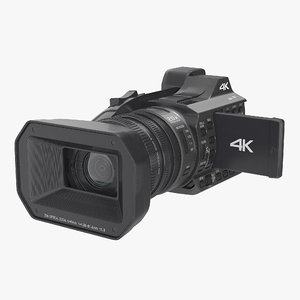 3D hd camcorder generic model