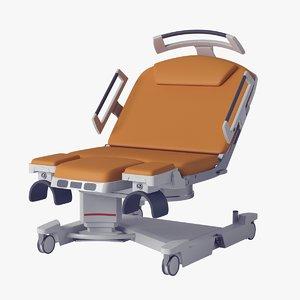birth chair model