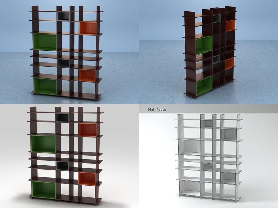 level zanotta 3D