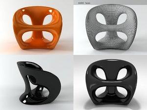 3D hara kundalini