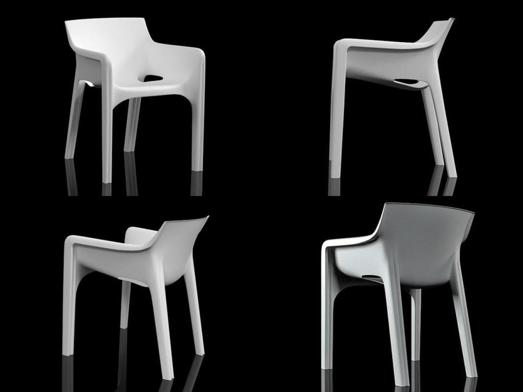 3D new gaudi model