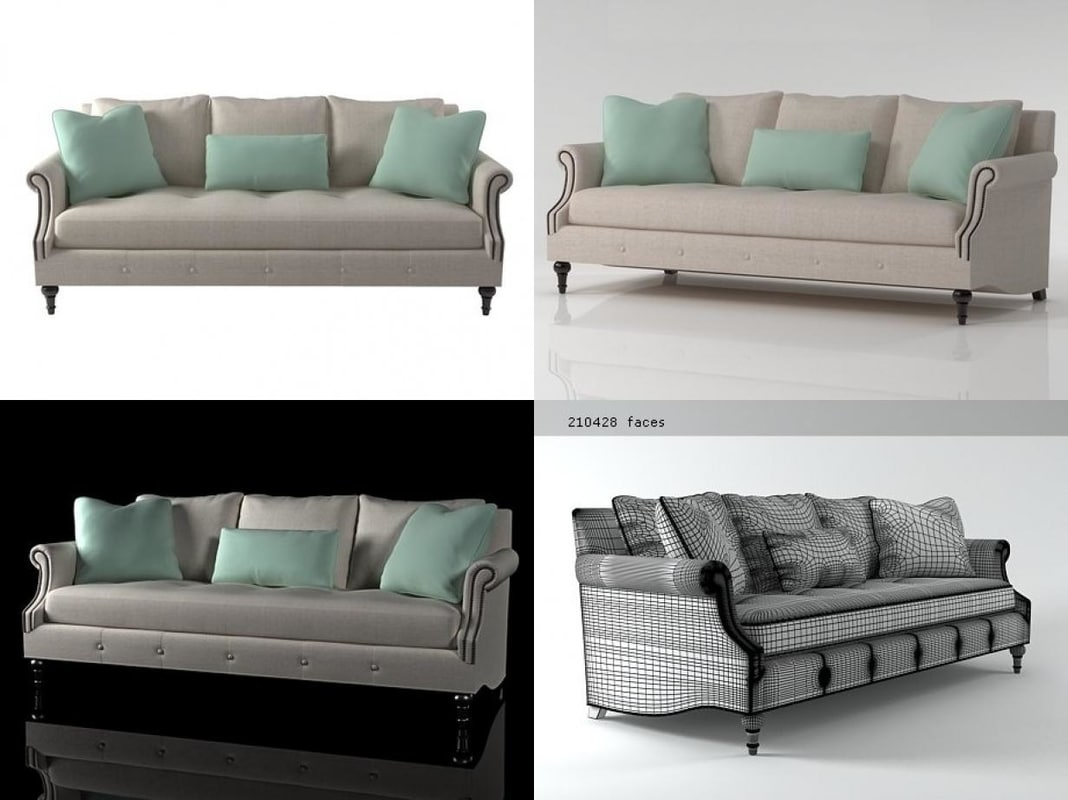 angelica sofa model