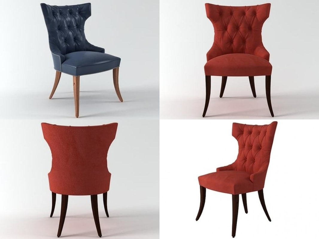 3D athens chair 2901s
