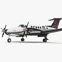 Beechcraft Super King Air 250