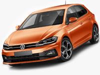 Volkswagen Polo 2018 R-line