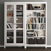 Storage combination Hemnes.