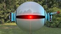 attack drone 3D