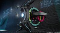 3D model alien drone