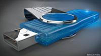 3D pen driver model