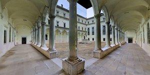 medieval plaza model