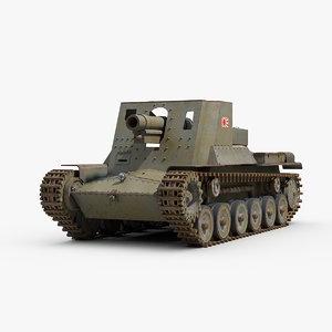 ww2 type 4 ho-ro model