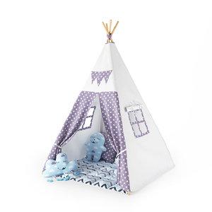 3D tent wigwam children 2 model
