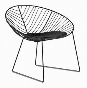 arper chaise longue 3D model