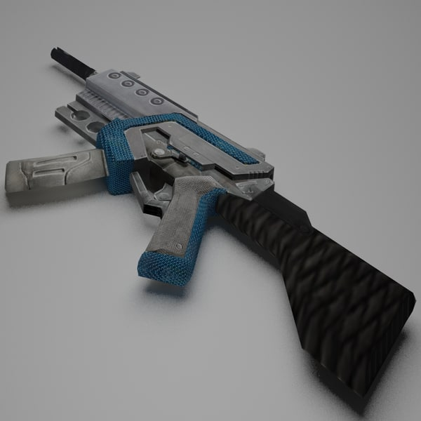 new weapons modern 3D