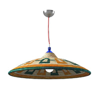 pet lamp ethopia abyssinia 3D model