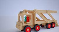 CarrierTruck, Wooden toys