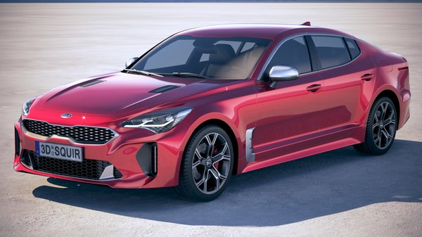 kia stinger 2018 model