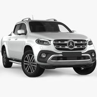 Mercedes Benz X Class Power 2018