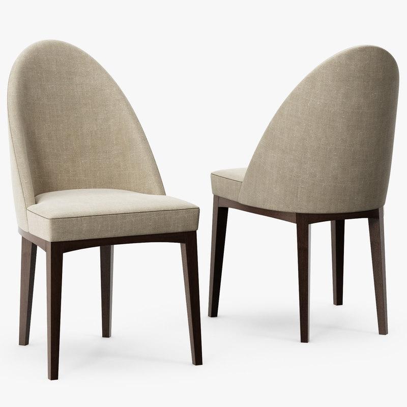 dmitriy - cuve chair model