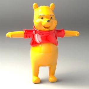 vinnie pooh 3D