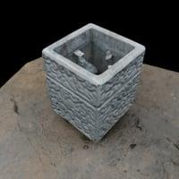 3D scan garbage model