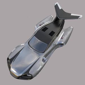 hover 4 3D model