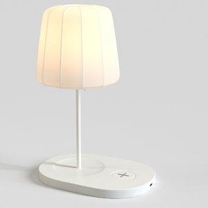 ikea varv - table lamp 3D model