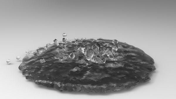 boiling water model