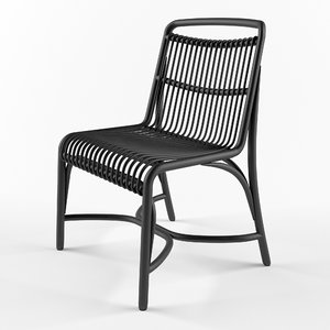 3D model gata chair expormim
