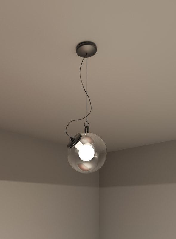 revit lighting fixture 3D model