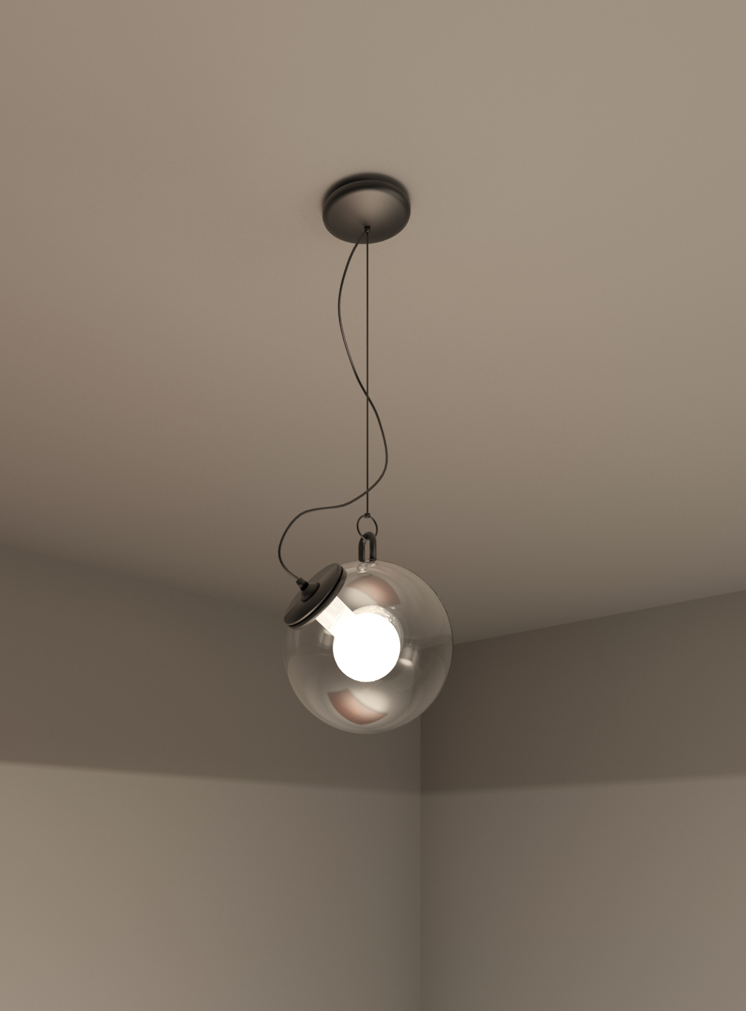 Revit Lamp Modern Revit Lamp Sphere Sphere For Modern For EDH92WI