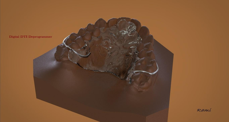 3D digital dti deprogrammer appliance model