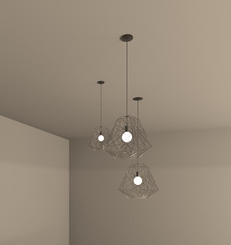 3D Revit Lighting Fixture