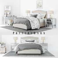 Pottery Barn Tamsen Bedroom set 01