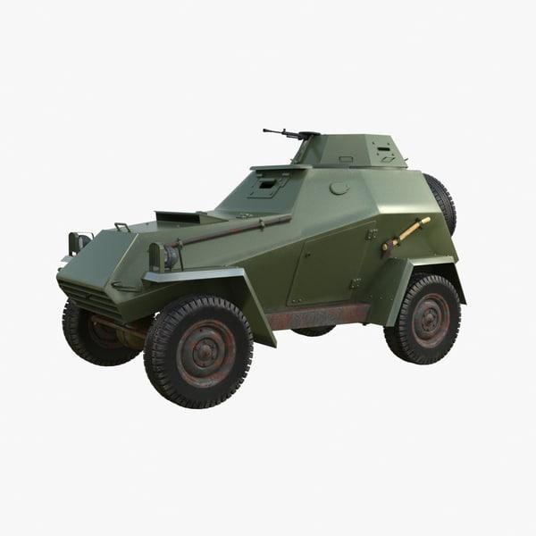 3D ba 64 soviet iray