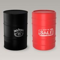Designer Barrels Pack