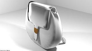 bag handbag 3D model